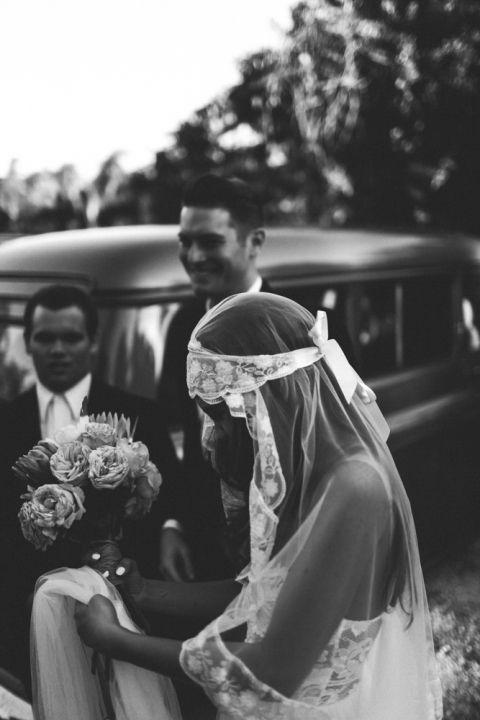 Свадьба - Veil
