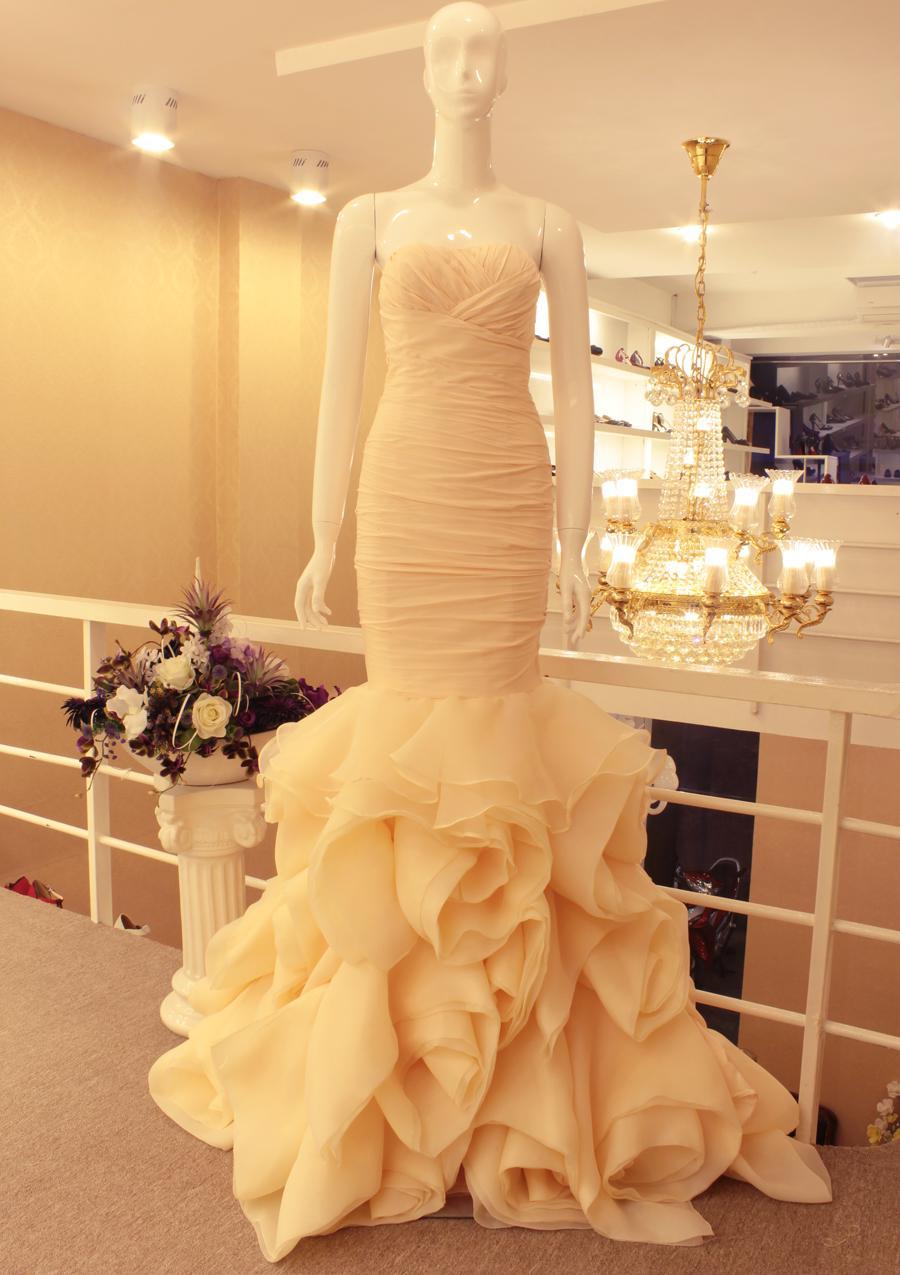 Wedding - LAHAVA wedding gown