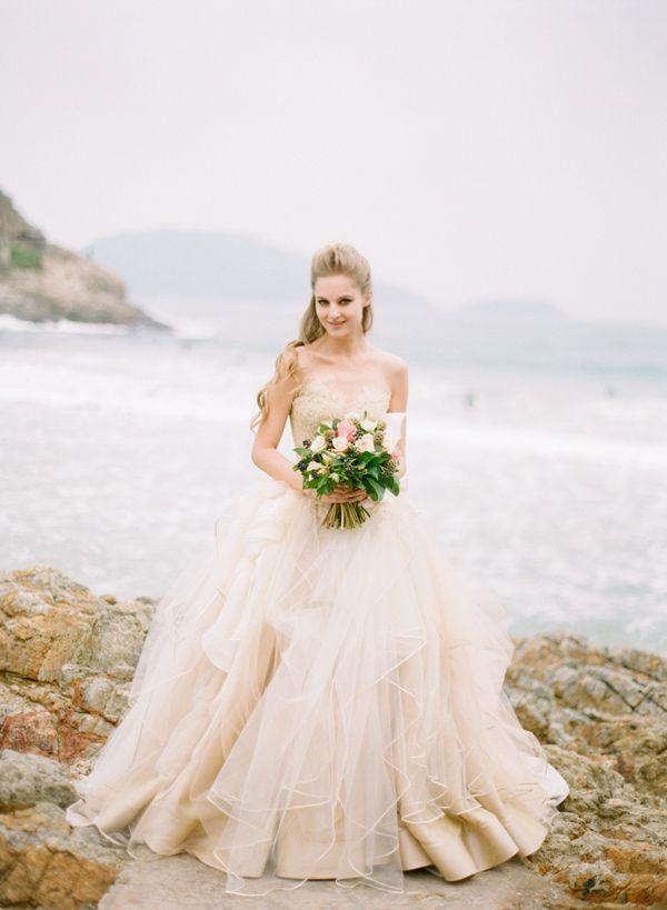 Dress - Vivian Luk Atelier Wedding Dresses #2183360 - Weddbook