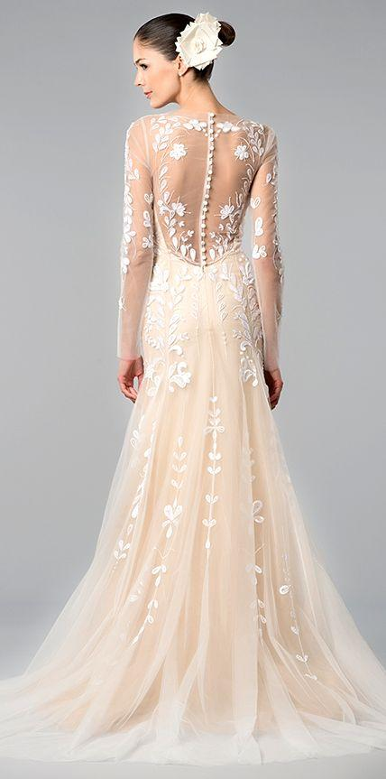 Mariage - Swoon-Worthy Dresses From Bridal Fashion Week - Fall 2015