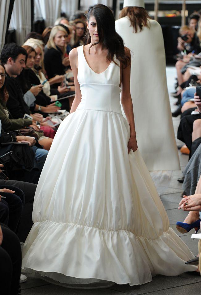 Свадьба - Delphine Manivet Wedding Dresses 2015 Take Bridal Separates To The Next Level For Fall/Winter
