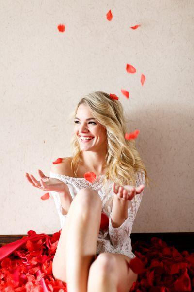 Mariage - Bachelor Winner Nikki Ferrell's Boudoir Session