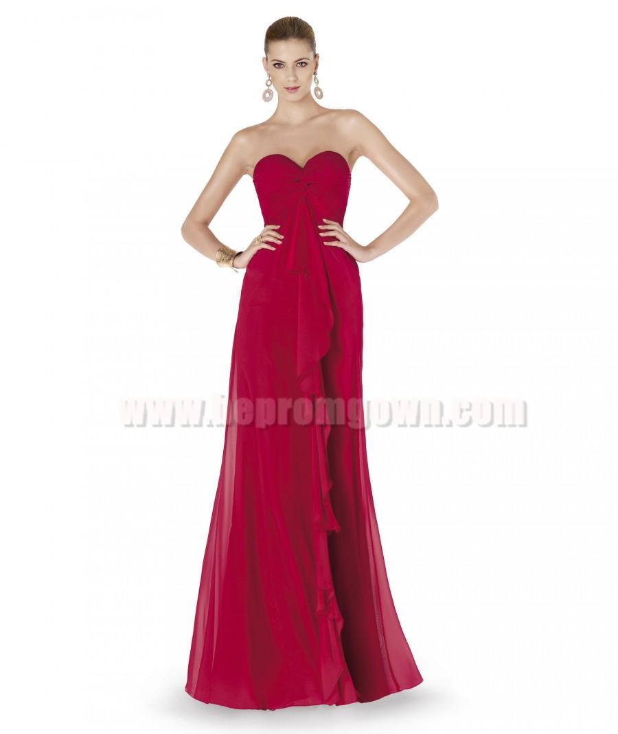 Boda - Cocktail Dresses 2015 Pronovias Style AMBER
