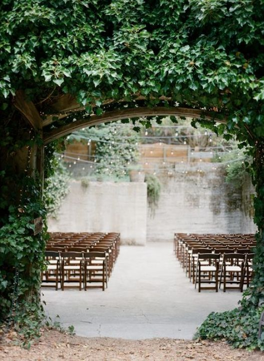 Свадьба - Outdoor Ceremony & Reception Ideas