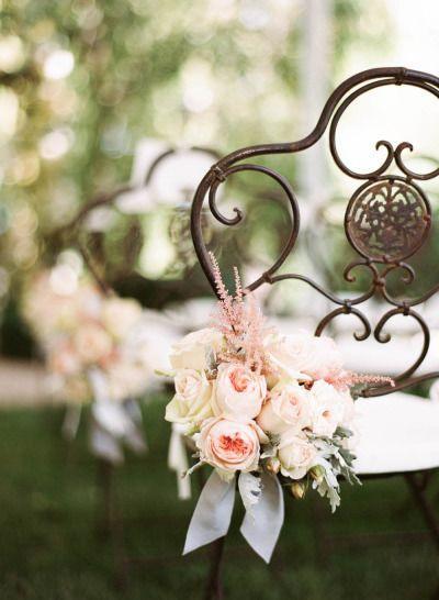 Boda - Outdoor Garden Affair Full Of Classic Touches