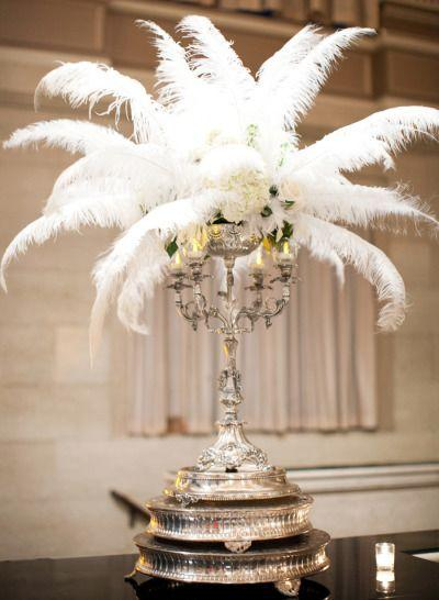 Свадьба - Art Deco Inspired Wedding At Sacramento Grand Ballroom
