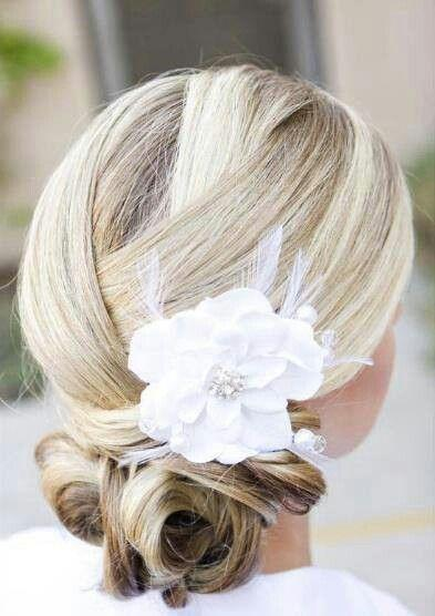 Свадьба - Weddings - Hairstyles