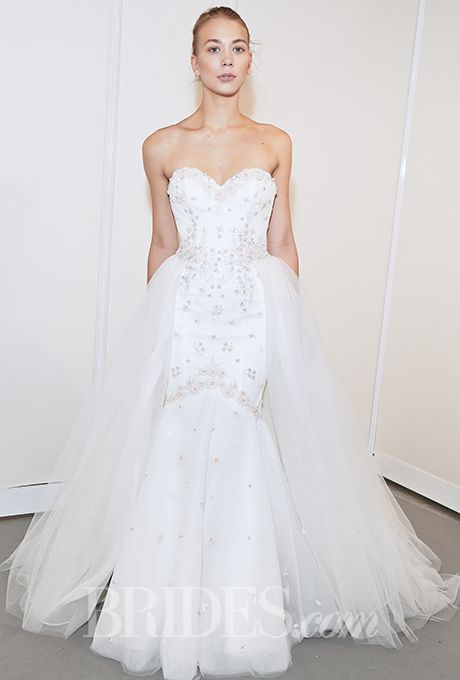 Düğün - Atelier Aimee Wedding Dresses Fall 2015 Bridal Runway Shows Brides.com
