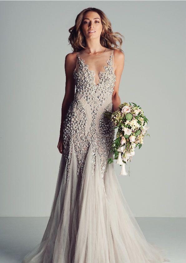 زفاف - Gray Wedding Color Inspiration