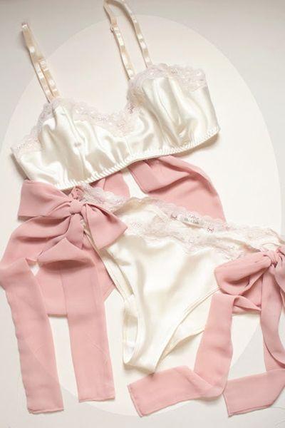 f923297945 Wedding Underwear - 10 Best Valentine s Day Lingerie Sets  2184275 ...