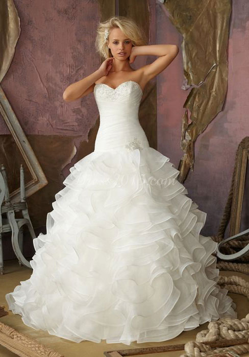 Boda - wedding dress