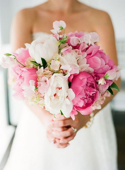 Wedding - It's All In The Details: 10 Favourite Bouquets