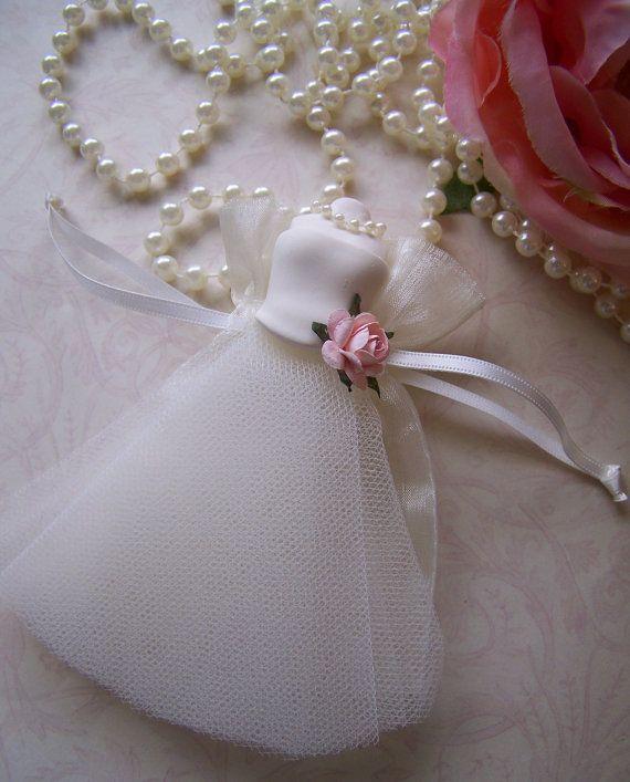 bridal shower favor bags 10 pieces