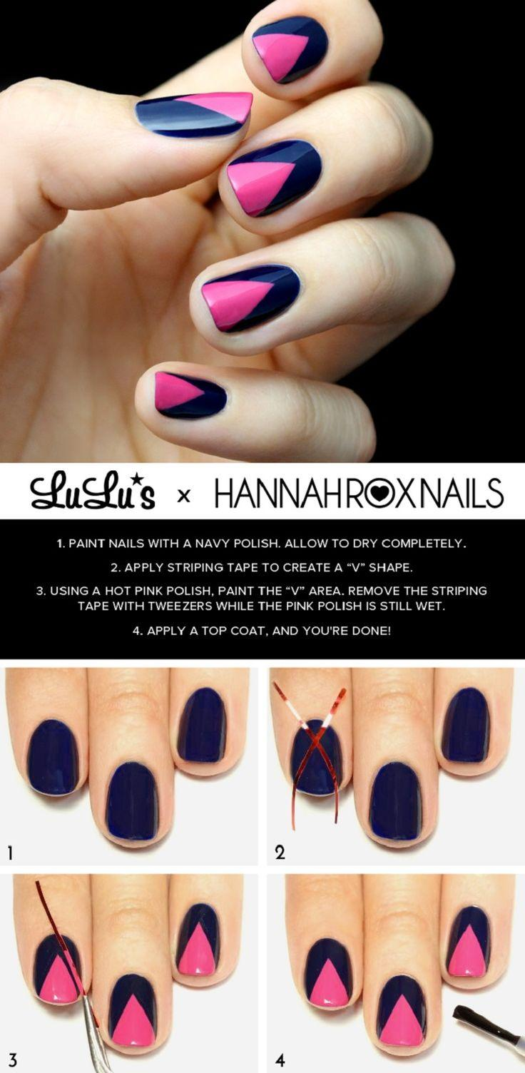 Mariage - Nails [Do It Yourself]