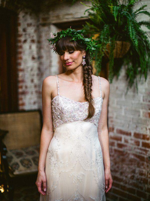 Wedding - Sleeveless Wedding Gown Inspiration