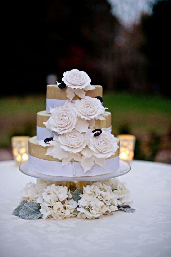 Wedding - Utterly Speechless From These Romantic Wedding Cakes