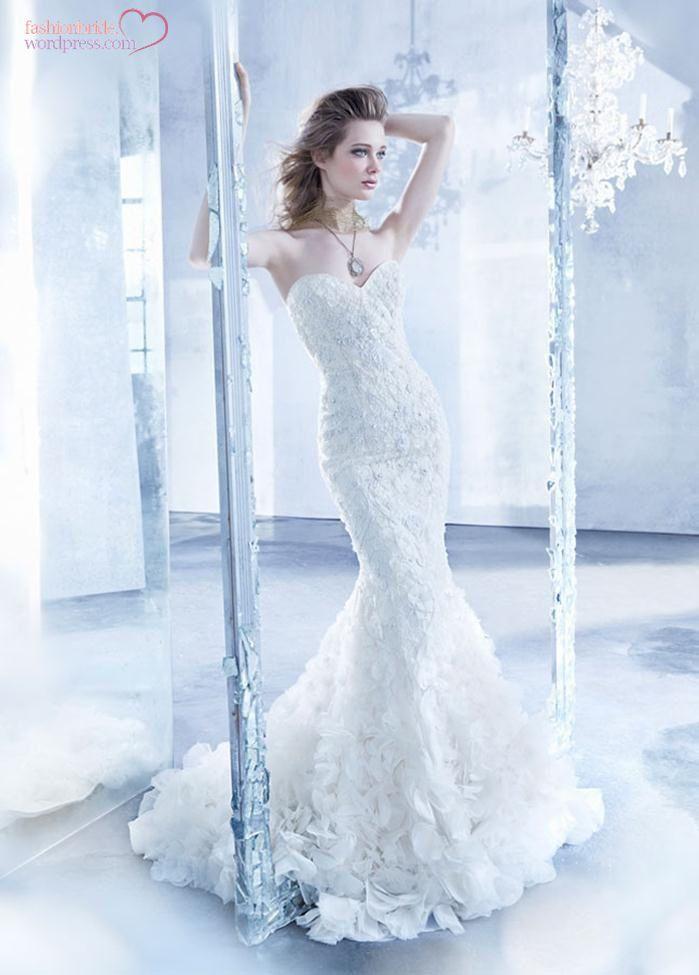 Свадьба - Strapless Wedding Dress Inspiration