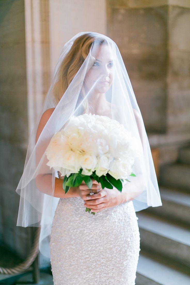 Свадьба - Intimate Elopement In Paris