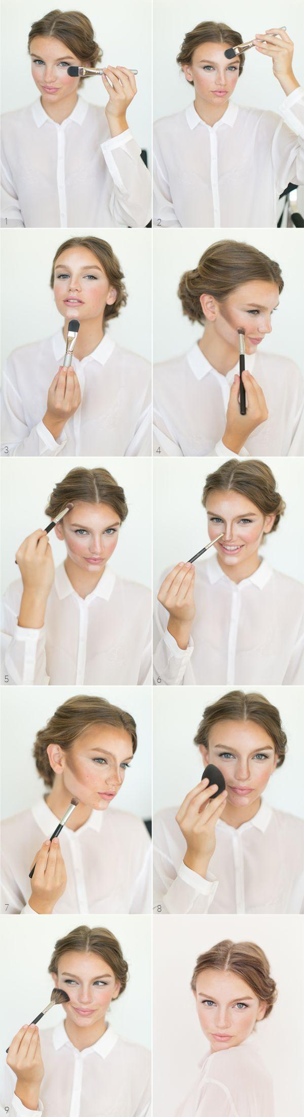 Свадьба - Useful Makeup Tutorials For A Sophisticated Look