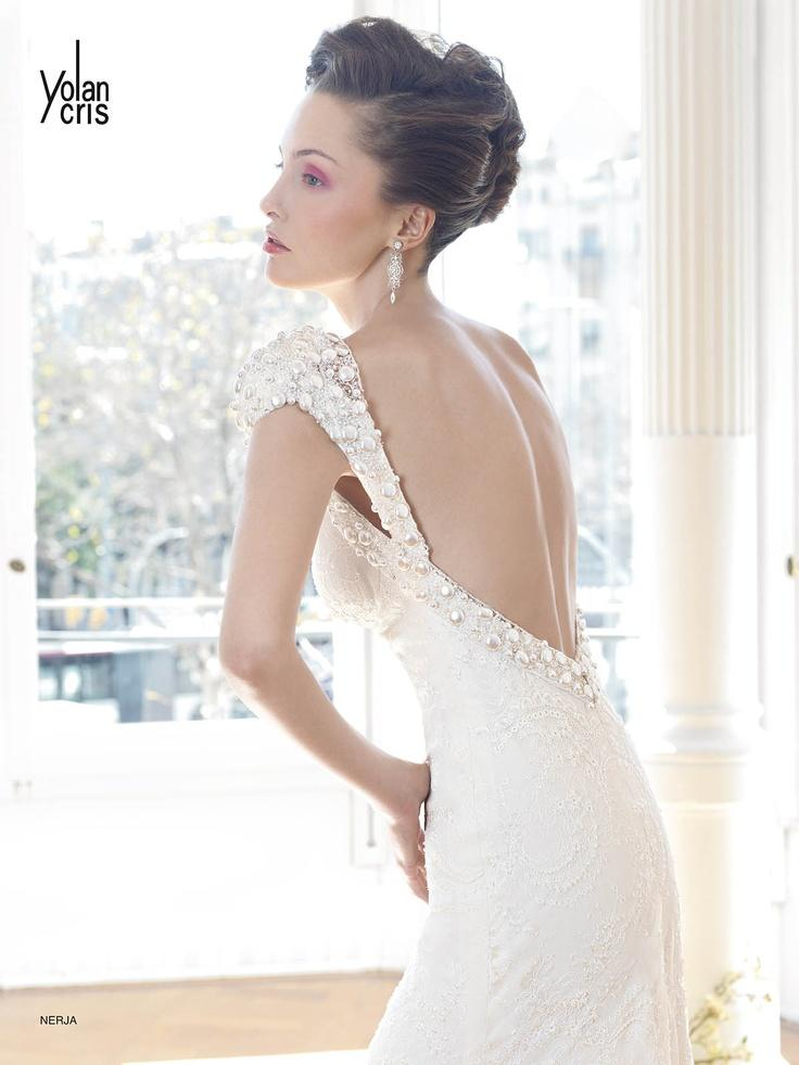 Свадьба - Backless Wedding Gowns