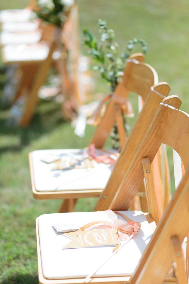 Mariage - Chair Decor