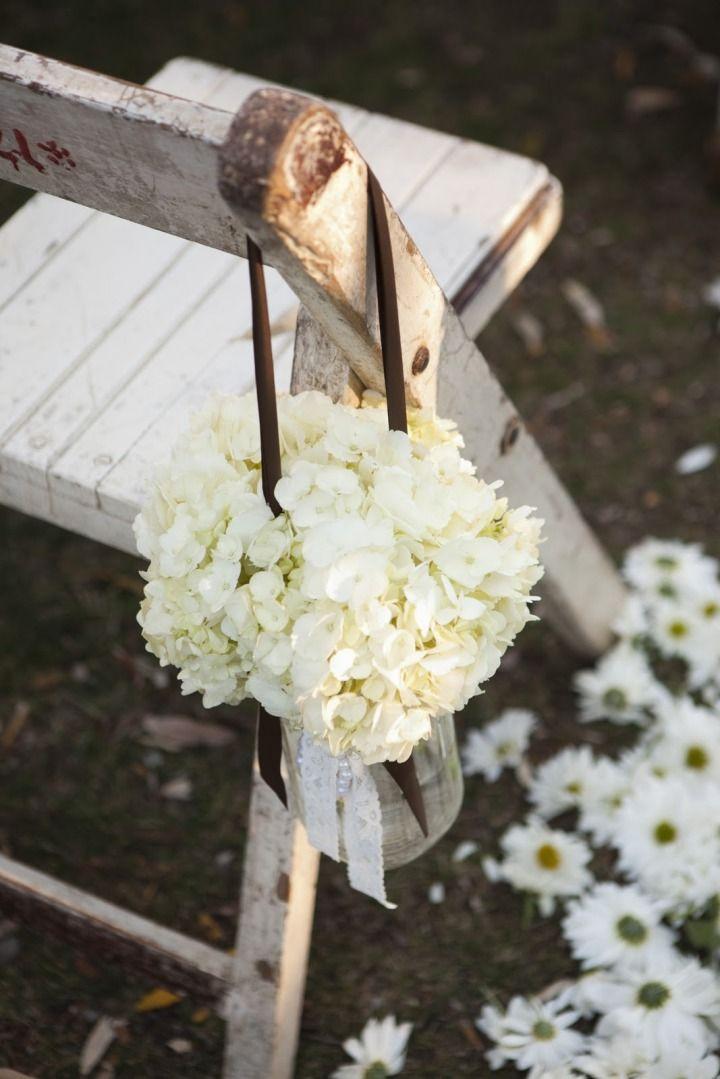 Mariage - 50 Fabulous Wedding Flower Ideas
