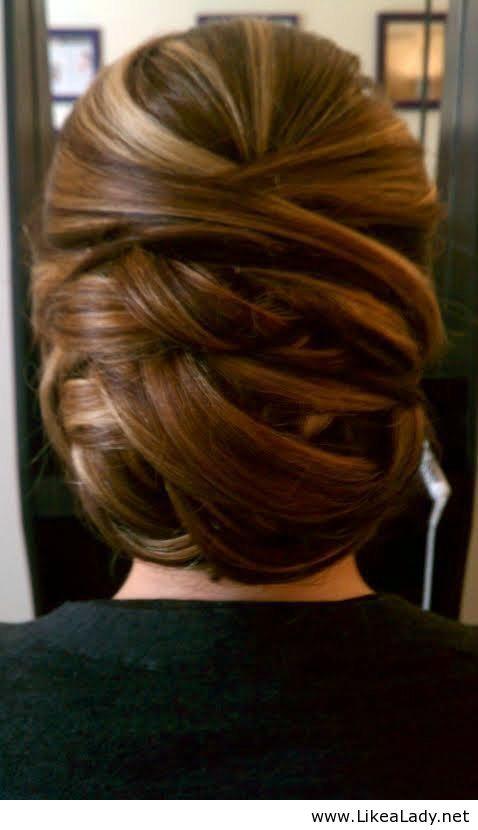 زفاف - Hair Styles