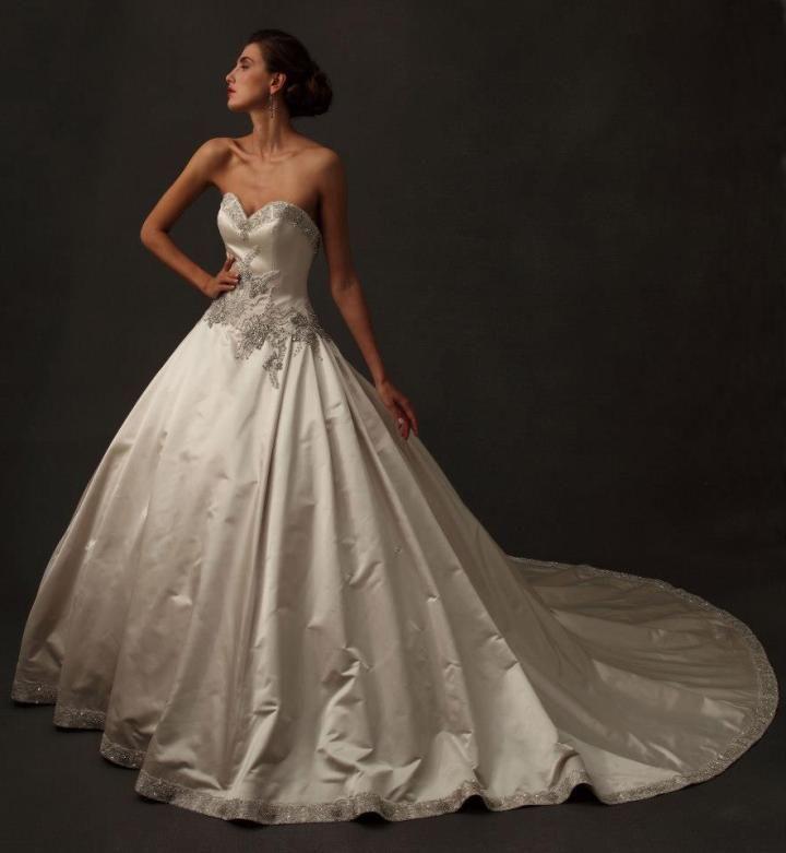 Hochzeit - Eve Of Milady Wedding Dresses With Vintage Glam