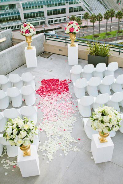 Mariage - San Diego Rooftop Wedding From Birds Of A Feather Photography