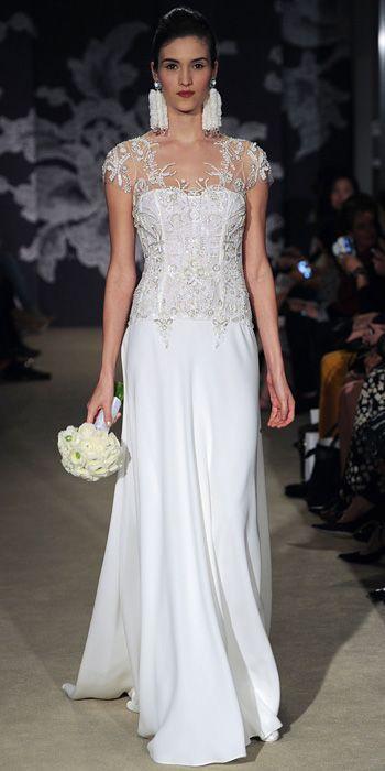 Nozze - Carolina Herrera Spring 2015 Bridal Collection - Carolina Herrera