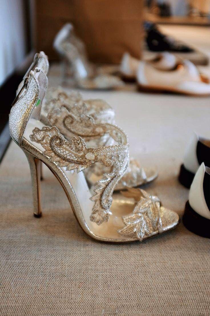 Mariage - Wedding Shoes Inspiration