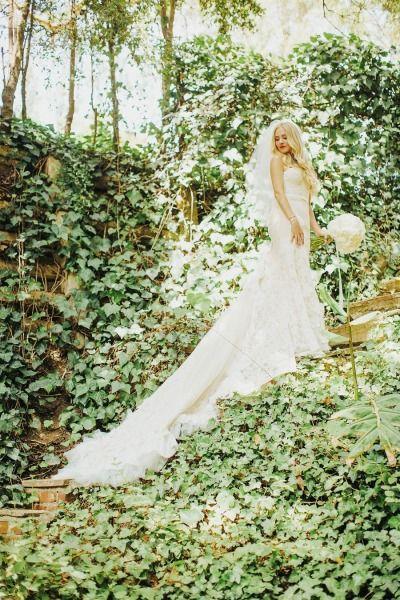 Wedding - Vintage Chic Bel Air Estate Wedding