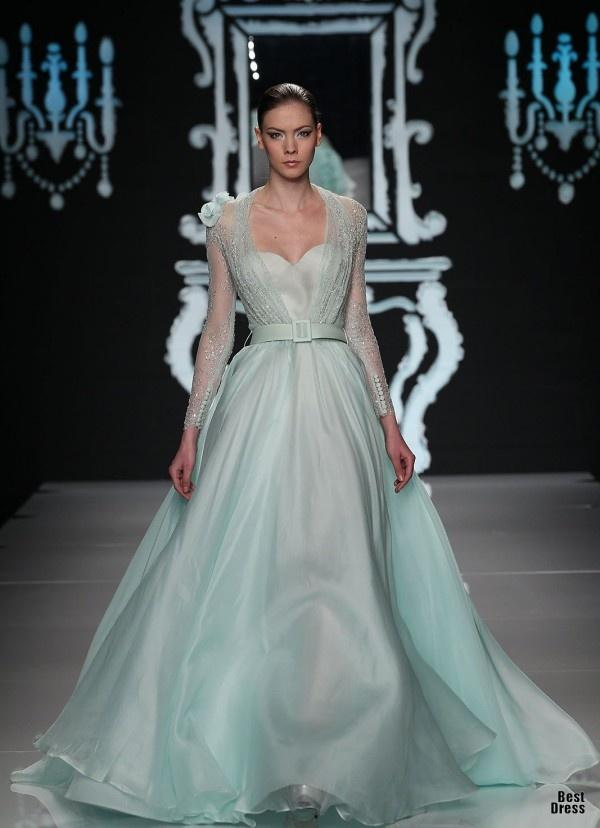 زفاف - Mint Green Wedding Palette Inspiration