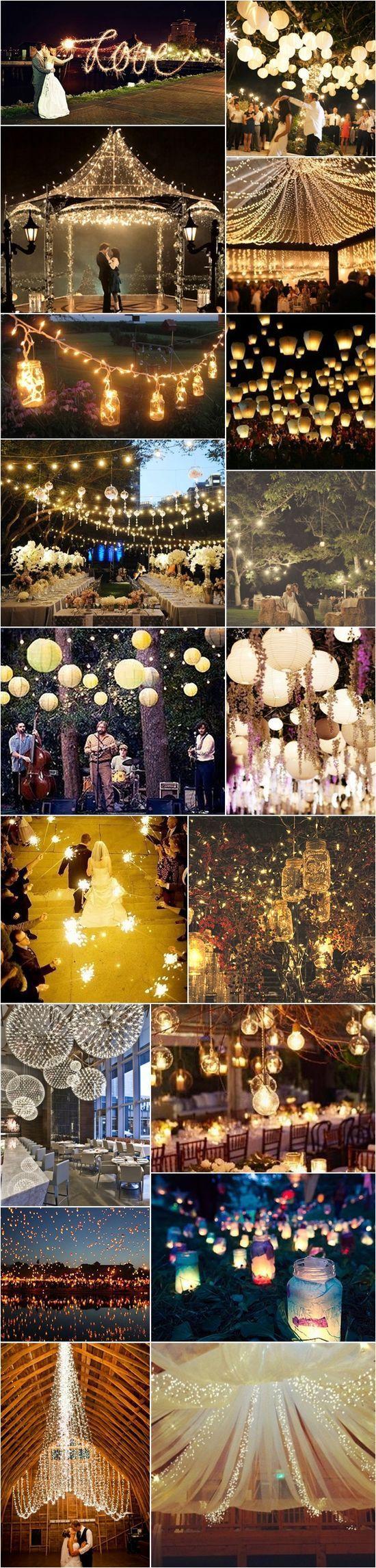 Mariage - Wedding Lighting