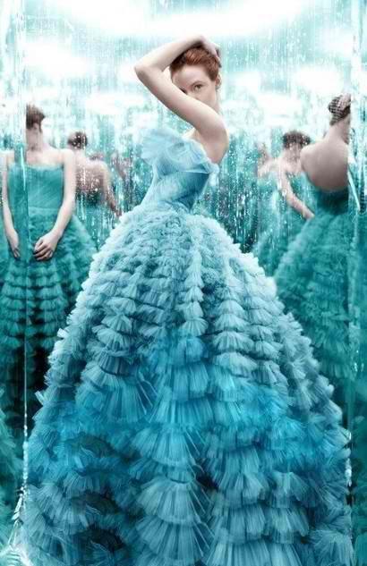 Wedding - Aqua/Tiffany Blue Wedding Palette