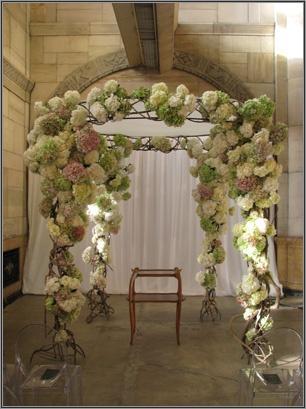 Mariage - Wedding Backdrop/Alter Decor