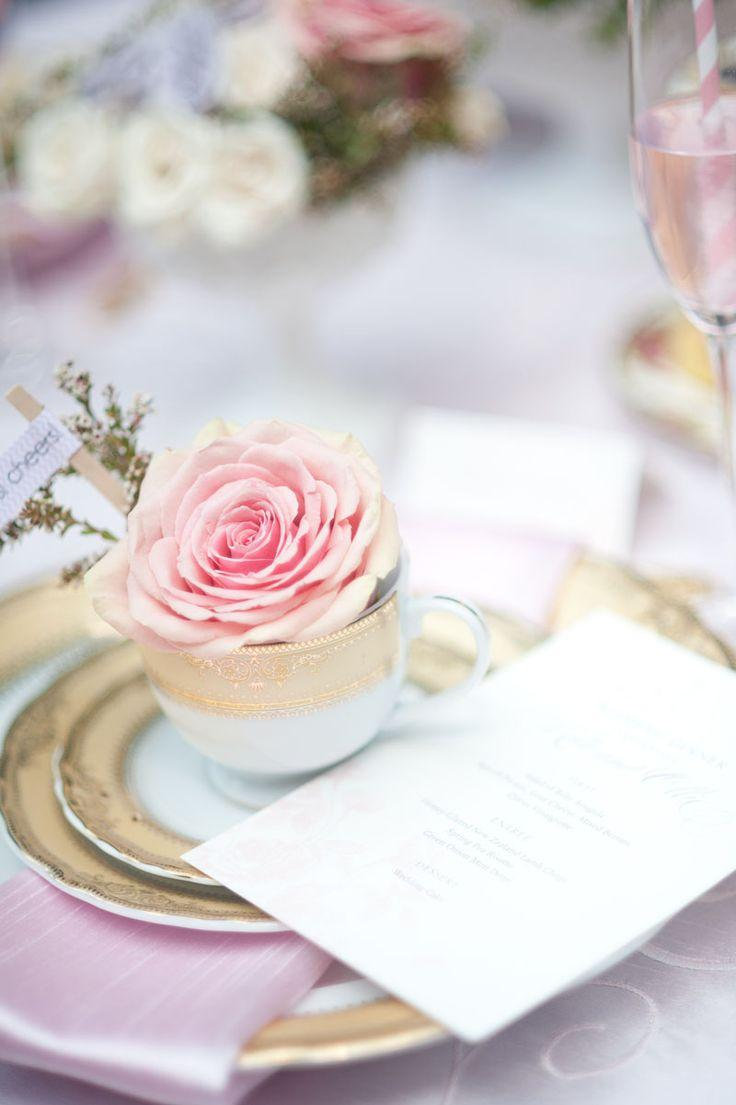 Hochzeit - Place Settings