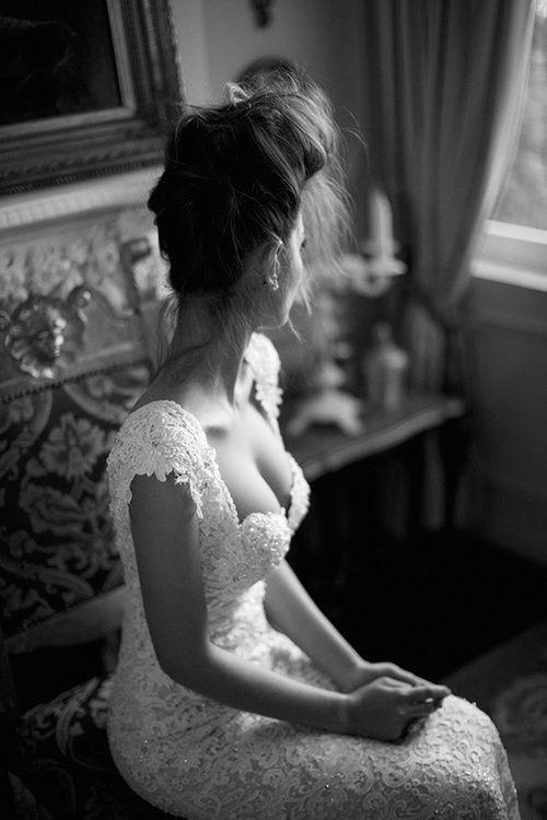 Mariage - Mermaid Wedding Dresses,Strapless Bridal Gowns,Organza Skirt Bridal Wedding Gowns,Chapel Train Bridal Dresses