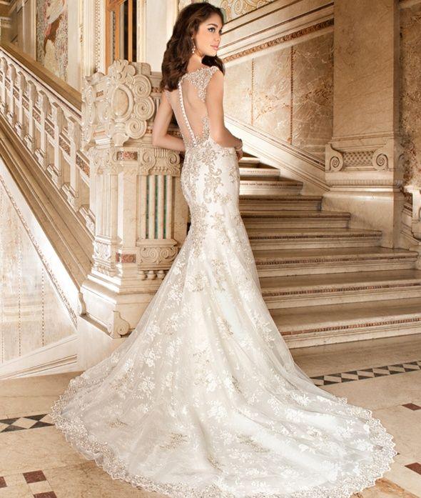 Dress - Bride With Sass Wedding Dresses #2189477 - Weddbook