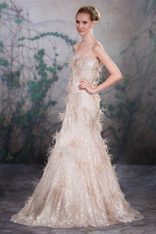 Stunning Jenny Lee Wedding Dress
