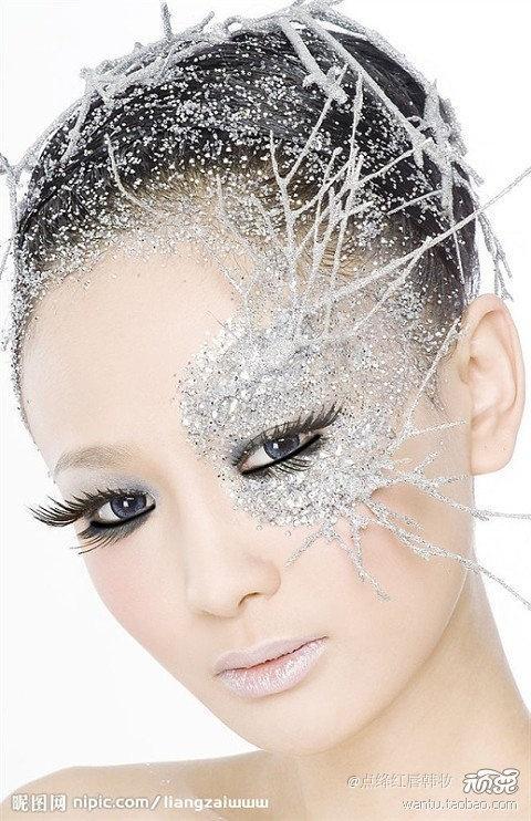 Свадьба - Alternative Makeup