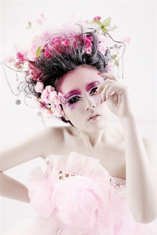 Wedding - Alternative Makeup