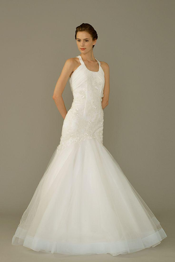Mariage - Sleeveless Wedding Gown Inspiration
