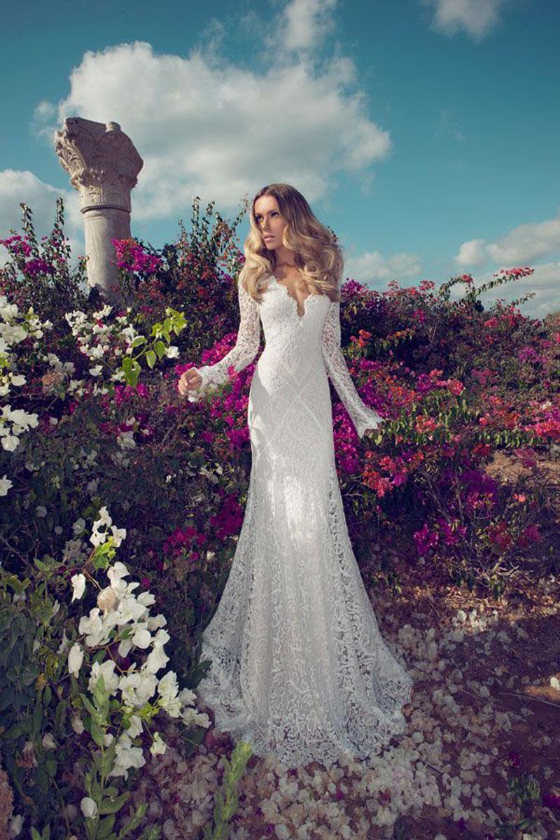 Свадьба - Sheath Wedding Dress