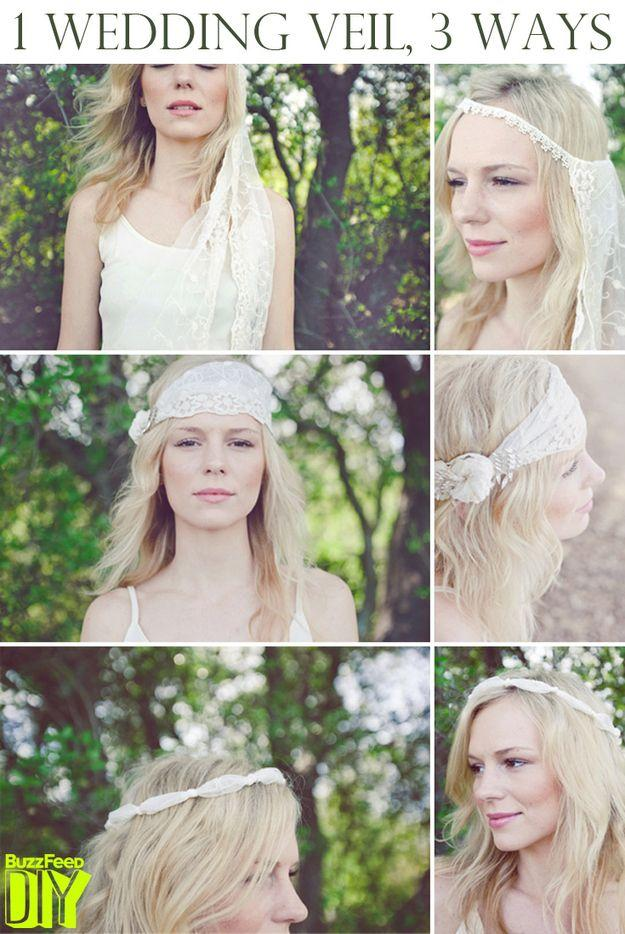 Mariage - 5 Headpieces That Will Make You Feel Beautiful On Your Big Day