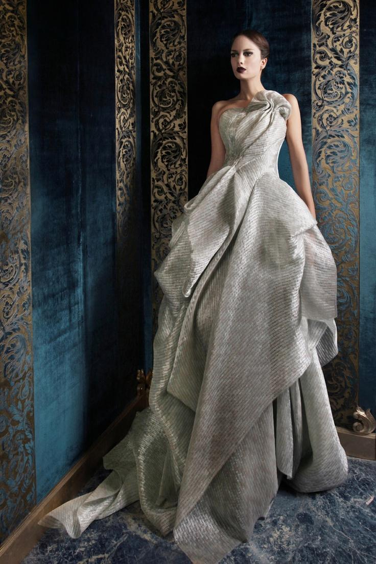 زفاف - Grey Wedding Color Inspiration