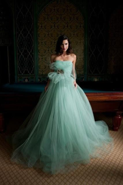 Tiffany's Wedding Dresses