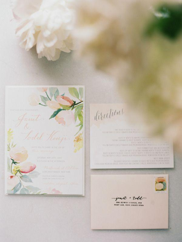 Свадьба - Romantic Spring Hudson Vallley Wedding