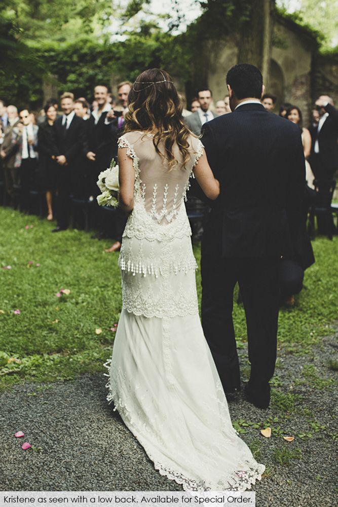 Свадьба - A Romantic, Vintage Charm Real Wedding With Gorgeous Claire Pettibone Bride