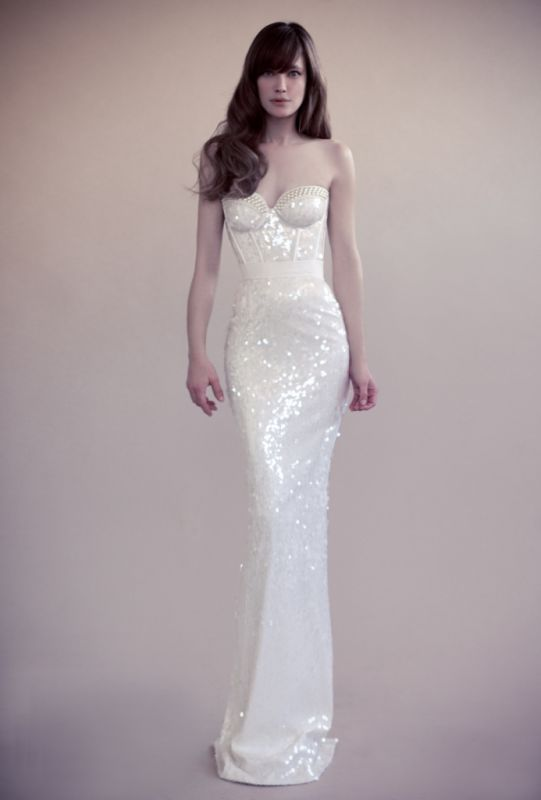 Dress - The Jessica Rabbit Of Wedding Dresses #2191959 - Weddbook